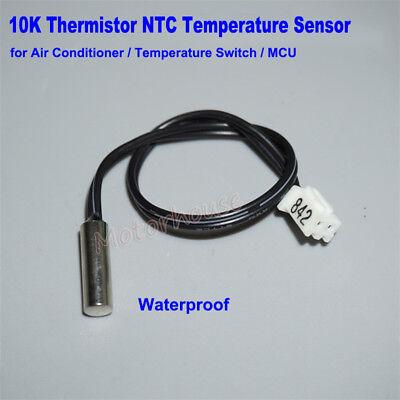 Waterproof Temperature Sensor Temp Probe Thermistor Detector Ntc 10k B3950 1