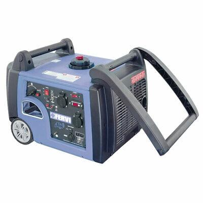 Generador Tales Inverter Carretilla Con Comienzo Eléctrico FERVI GI01/32AE