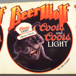 Beer Wolf Ebay