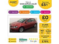 Volkswagen Golf 1.6TDI ( 105ps ) ( s/s ) 2014MY SE FROM £51 PER WEEK!