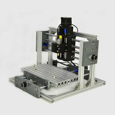 Mini Desktop Engraving Machine Diy Milling Engraver Cnc Router Pcb Cutter 2417