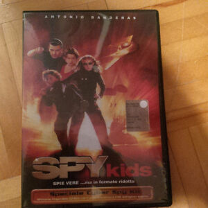 DVD Spy Kids