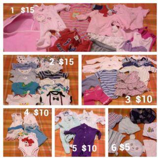 0000 baby clothes Wallaroo Copper Coast Preview