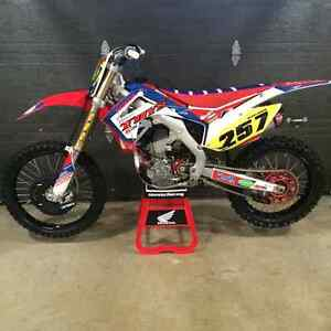 2014 crf250r low hours!