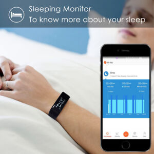 Brand New Fitness Tracker Smart Bracelet with Heart Rate