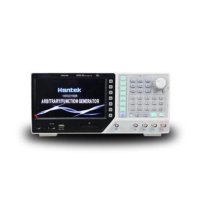2ch 250msas 80mhz Function Signal Arb. Waveform Generator Usb 7tftlcd Hdg2082b