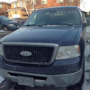 2007 Ford F-150 for Sale, Sold As Is, Reliable Work Truck
