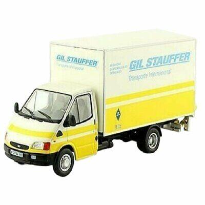 Ford Transit Gil Stauffer 1998 VAN 1:43 IXO SALVAT DIECAST TRUCK