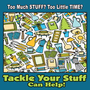 Need Help to Downsize, De-clutter, Donate, Organize or Move?