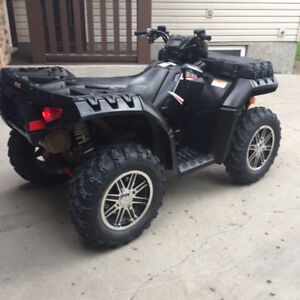 2013 Polaris Sportsman 550