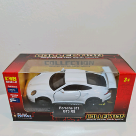 Die-cast toys with plastic bits brand new boxed