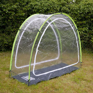 Large Pop Up Greenhouse Patio Grow House Durable PVC 2m wide 1.7m Tall