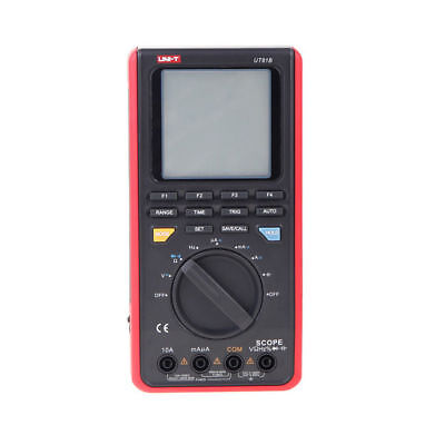 Ut81b Intelligent Digital Multimeter With Usb Interface Frequency Tester Meter