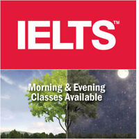*EVENING/MORNING CLASSES FOR IELTS AND CELPIP CALL5877191786~~