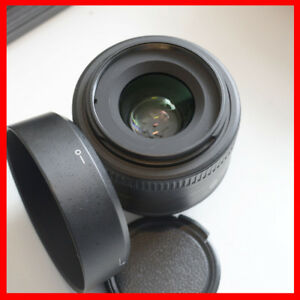 Nikon 35mm F1.8 G lens, for FX and DX, $200 firm