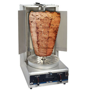 Brand new Propane Gyro Donair Machines  - WITH EXTRA GRILL SPACE