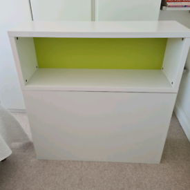 Ikea storage for a childs bedroom