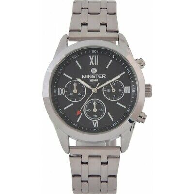 minster Mens Watch RRP £179 Brand New and Boxed