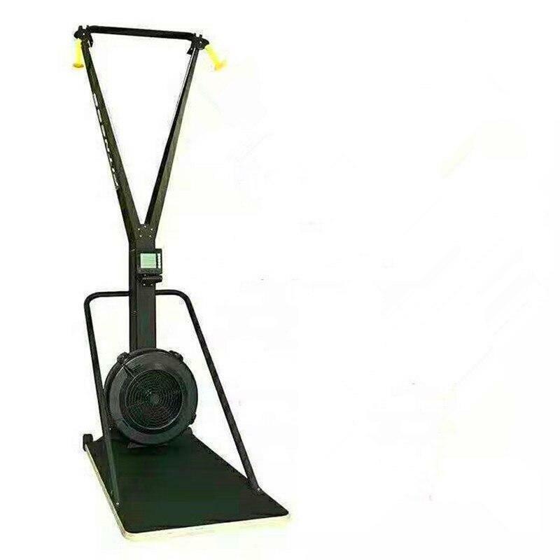 Gym fitness equipment  ski machine  rower machine factory erg skiing trainer cro