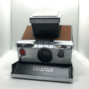 Vintage Original Polaroid SX-70 Land Camera