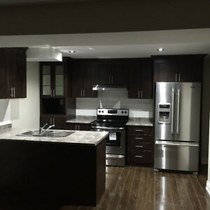 Basement: Mississauga Rd and Financial Dr - 3 BR / 2WR/2 PARKING