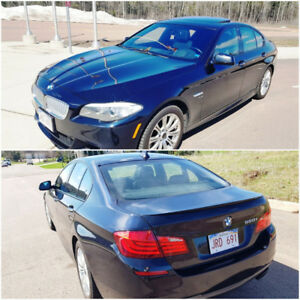2011 BMW 5-Series 550i X Drive M-SPORT/with a 1 year WARRANTY!