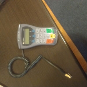 Debit and Credit card machine for sale