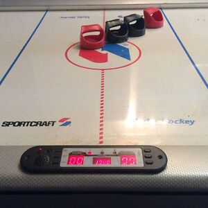 Reduced! Super size turbo air hockey table!