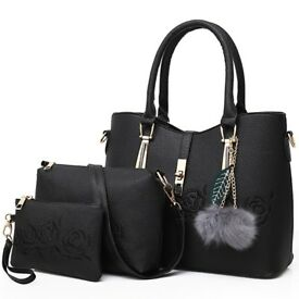 Tote Handbag (NEW), Multiple Colours