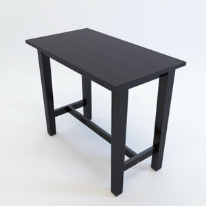 Stornas Ikea Bar Table and 2 chairs