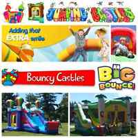 Bouncy Castle Rental/Chateau Gonflable