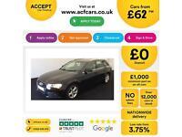 Audi A4 Avant 2.0TDI ( 143ps ) Multitronic 2013MY SE Technik FROM £62 PER WEEK !
