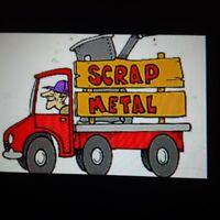 Scrap metal and electronics removal