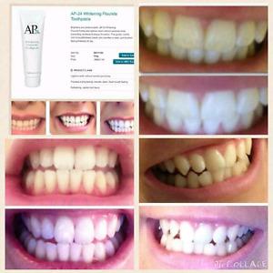 Ap-24 Whitening tooth paste!