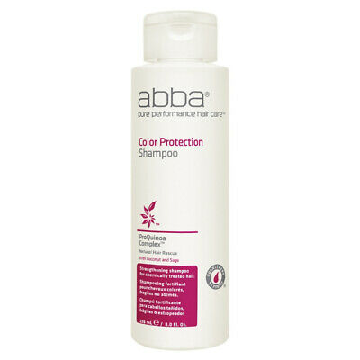 Abba Pure Color Protect Shampoo, 8 oz (Pack of 3), used for sale  Islandia