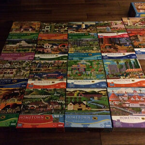 Hometown Collection Puzzles Kingston Kingston Area image 1
