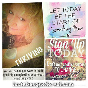THE 8 WEEK THRIVE EXPERIENCE