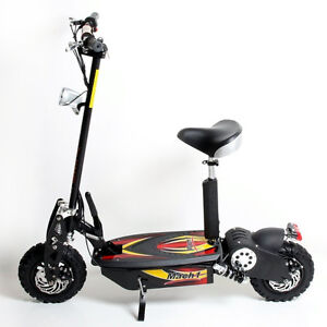 TROTINETTE SCOOTER ELECTRIQUE 1500 WATTS NEUF