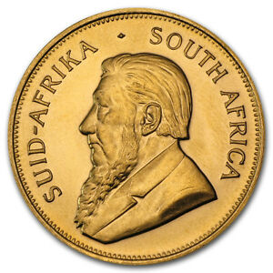 1 ounce Krugerrand Gold coin