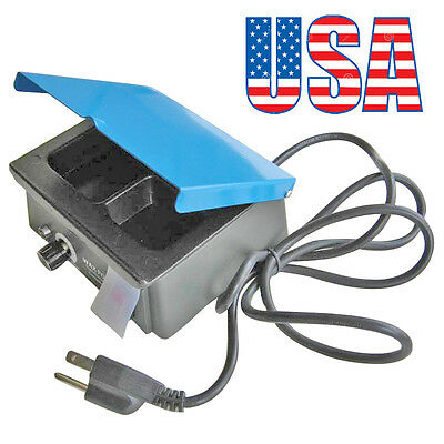 Durable Dental Equipment Analog Wax Heater Pot For Dental Lab 110v 30c-130c Us