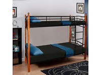 BRAND NEW STRONG WOOD/METAL BUNK BED MODEL *** We SELL Quality not Quantity ***