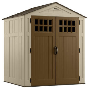 Resin Outdoor Shed Wanted