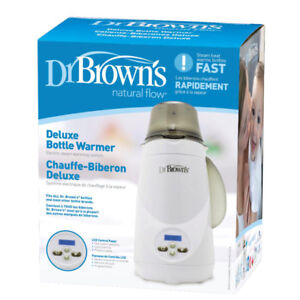 Dr. Browns Deluxe Bottle Warmer Electric Steam Warming