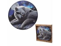 Assorted Clocks by fantasy artist Lisa Parker