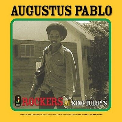 AUGUSTUS PABLO - Rockers At King Tubby's  NEW VINYL LP £10.99