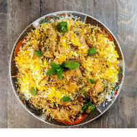 HYDERABADI CHICKEN BRIYANI