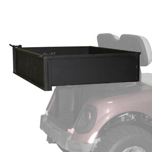 EZGO Cargo Beds, TXT, RXV, Golf Cart
