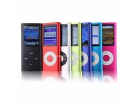 Wholesale 4th Gen 16GB MP3 MP4 Music Player with FM Radio Video Movie Games TFT Screen: