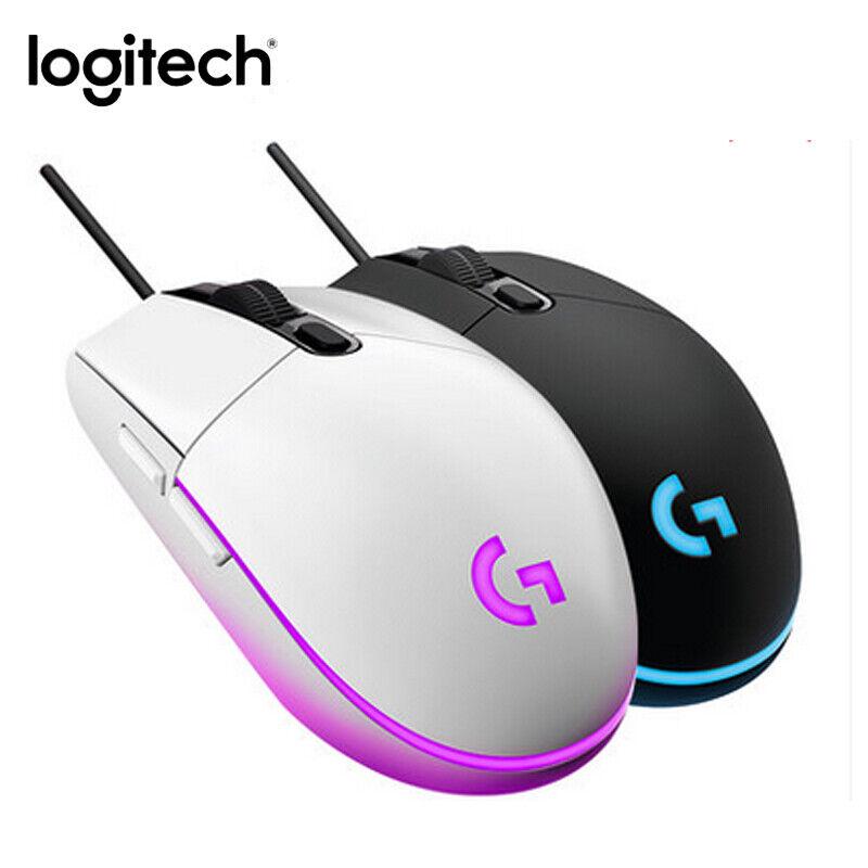 Logitech G102 Wired Gaming Mouse IC PRODIGY 16.8M 8000DPI Ga