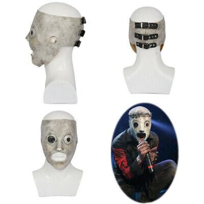 Slipknot Corey Taylor Cosplay Latex Mask Halloween Unisex Fancy Terror Props US - Slipknot Corey Mask